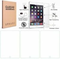 3x Tempered Glass Clear Screen Protector For iPad 10.2 2019 7th Gen Vidrio HD