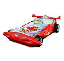 Race Car Car Bed Mattress Kid's Bed Car Bed Kid's Room Beds Furniture Red