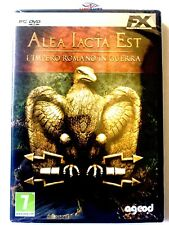 Alea Jacta Est PC Nuevo Brand New Sealed Precintado Videojuego Videogame ITA