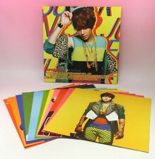 CD + 10 photo card (LP size) Super Junior Mr. Simple Vol. 5(Cover: Kyuhyun)