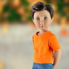 A Girl for All Time - Max Your Modern Boy 16 inch vinyl fashion boy doll