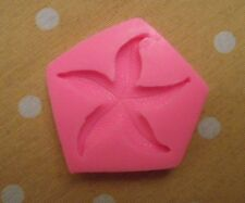 STARFISH SHAPE SILICONE MOLD FONDANT FOR CAKES COOKIE DIY DECORATION