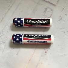 *2* New Chapsticks Classic Original American Tube