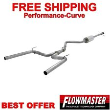 Flowmaster dBX Performance Exhaust System fits 13-16 Dodge Dart 1.4L - 817595