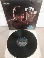 "Cliff Richard ‎– Don't Stop Me Now Vinyl 12"" LP Columbia SX 6133 1967"