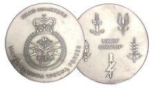 HQ UK Special Forces Coin - UK Hand Made Original - SAS - SFSG - SBS - SRR