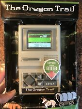 NEW The Oregon Trail Electronic Handheld Video Game System Classic Model #09597