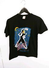 Vtg David Bowie Serious Moonlight Tour T Shirt 1983 Original Size Medium