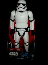 """Star Wars Jakks Big-Figs First Order Stormtrooper-18"""" Nib New"""