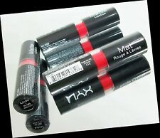 NEW AUTHENTIC 1PC. NYX MATTE LIPSTICK MAKEUP COSMETICS 4.5g #MLS05 INDIE FLICK