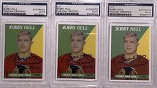 1958 1959 TOPPS OPC 1 Bobby Hull AUTO PSA DNA *2001 REPRINT* RC ROOKIE AUTOGRAPH