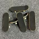 Lot 5PCS Canadian Maple Wooden Fingerboard Skateboards Foam Tape Deck Gift toy