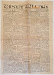 RIVISTE CORRIERE DELLA SERA 11 12 NOVEMBRE 1897 RUDINI CALABRIA OMICIDIO PALERMO