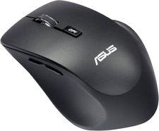 Asus Wt425 Wireless Optical Mouse with Usb Transmitter Black