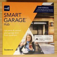 Smart Garage Door Opener Wireless Wi Fi Enabled Garage Hub Smartphone Control