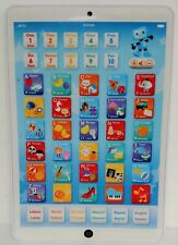 Jupiter Creations-Child Educational English Spanish Electronic Tablet/Phone Toy