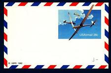 USA - STATI UNITI - Aerogramma - 1982 - USA Airmail - 28 c