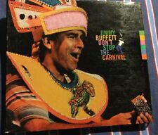 JIMMY BUFFETT - DON'T STOP THE CARNIVAL - 20 TRACK MUSIC CD - LIKE NEW -