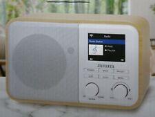 AIWA AMS-330 INTERNET/ DAB/DAB+ DIGITAL/ FM RADIO WITH BLUETOOTH NEW MINT IN BOX