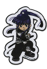 """D GRAY MAN Anime KANDI Patch 3"""" x 2.25"""" Patch Licensed by GE Animation 4339"""