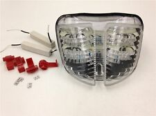 Led Tail Brake Light For 2006 2007 Suzuki Gsxr 600 Gsx-R600 750 Gsx-R750 Clear