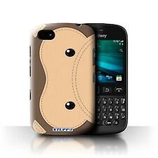 STUFF4 Phone Case for Blackberry Smartphone/Animal Stitch Effect/Cover