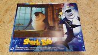Shark Tale lobby cards - Angelina Jolie - set of 8 cards