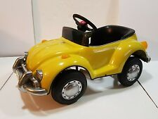 1970'S VOLKSWAGON VW BEETLE Battery Operated RIDE-ON Car Prestige Mini Motors