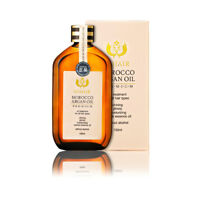 Sohair Morocco Argan Oil 100ml Hair Care Essential Treatment for Moisturizing