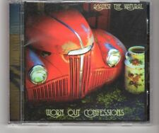 (HP984) Against The Natural, Worn Out Confessions - 2016 CD