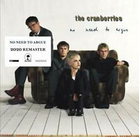 The Cranberries - No Need to Argue (Remastered CD) CD NEU OVP VÖ 13.11.2020