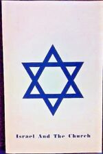 Israel And The Church Paper Back Book-Religion-Spirituality-Cult
