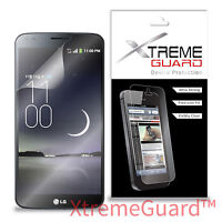 NEW XtremeGuard Clear LCD Screen Protector Shield Skin For LG G Flex