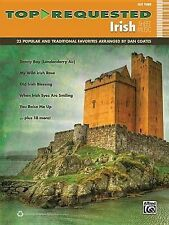 Top-Requested Irish Sheet Music: 23 Popular and Traditional Favorites (Easy Pian