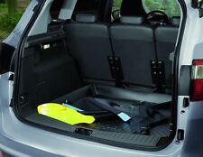 Ford Grand C-Max 04/15>  Genuine Boot Liner With Tyre Repaire Kit, Except LPG