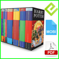 Harry P0tter {Complete Collection} (PDF/Epub/MOBI Version) Instant Delivery