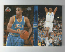 2 count lot 2008/09 Russell Westbrook Rookie Cards! UD & Press Pass! RC LOT!