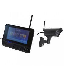 CCTV Wireless 300 METRI & 20 METRI VISIONE NOTTURNA TELECAMERA ESTERNA KIT