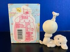 """Precious Moments Sammy's Circus """"Tippy�1993 Porcelain Figurine #529192 with Box"""