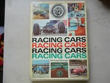 Racing Cars Hard bound Richard Hough 1966