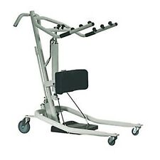 """Invacare Get-U-Up Hydraulic Stand-Up Lift 36"""" to 65"""" H  - GHS350"""