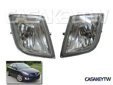 NEW fog light lamp set With Bulbs for 09-10 Mazda 6 L + R side FM6
