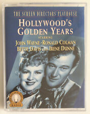 Screen Directors Playhouse: Hollywoods Golden Years Audio Cassette, John Wayne