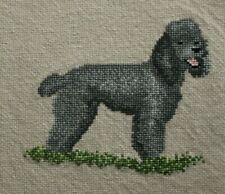 ~ Counted Cross Stitch KIT #K428 WHITE POODLE