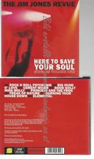CD--THE JIM JONES REVUE--    HERE TO SAVE YOUR SOUL