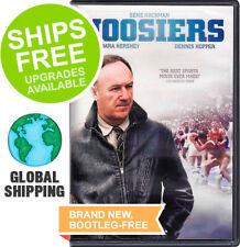 Hoosiers (DVD, 2012) NEW, Gene Hackman, Dennis Hopper , Barbara Hershey
