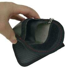 Car Key Fob RFID Signal Blocker Faraday Signal Blocking Bag New Anti-theft O0L4