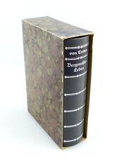 #e4367 Minibuch: Bergmeister - Leben und Wirken in Marienberg Leipzig 1990