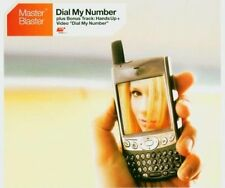 Master Blaster Dial my number (2004) [Maxi-CD]
