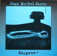 "Jean-Michel Jarre 12"" Oxygène 10 (Remixes) (SAMPMS 4318) - Promo - Europe (EX+/"